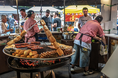 Hot Sausage Stand