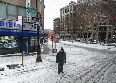 Snow in Tribeca