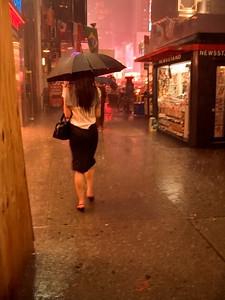 """New York City Rain"""