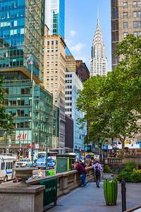 Daytime Manhattan