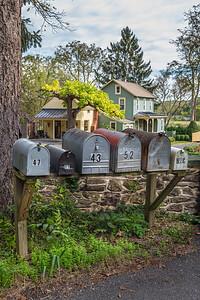 Neighborhood Mailboxes