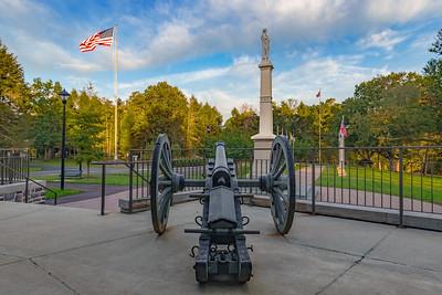Memorial Cannon