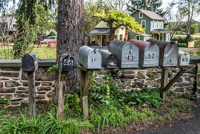 US Mail RFD