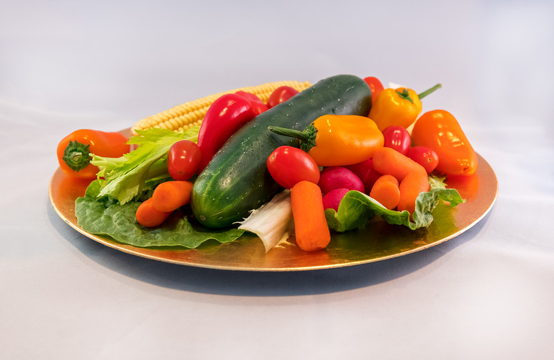 Platter of Vegetables