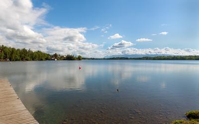 Wide Wasilla Lake