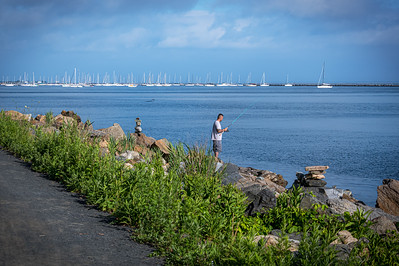 Sandy Hook Bay Fishing