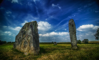 We walked the well trodden path we walked though a millennia of history and wondered Why? Avebury