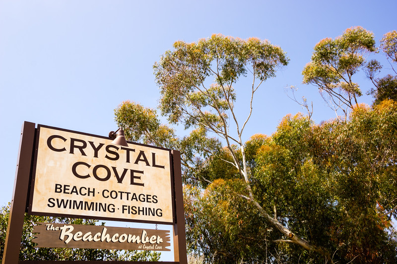 Crystal Cove, Laguna Beach, Newport Beach, California, United States