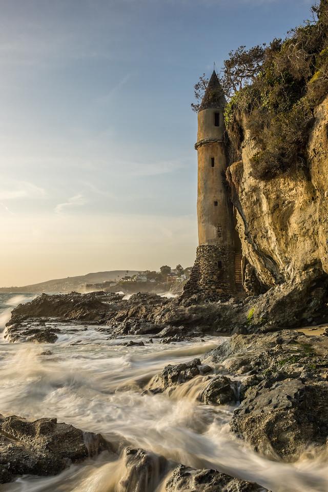 Victoria Beach, Laguna Beach, California, United States
