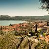 Salo in miniature on the shores of Lake Garda.