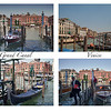 A collection of Photos shot on the Grand Canal in Venice.<br /> <br /> The gentleman in the suit left this boat and entered the larger one on the left, with a camera crew.<br /> <br /> I have no idea who he is - a guess is a TV Journalist.