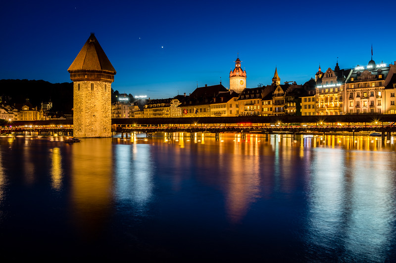 Lucerne, Switzerland, Europe