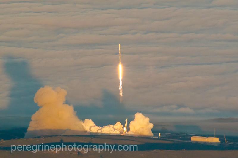 Iridium NEXT 5 Launch