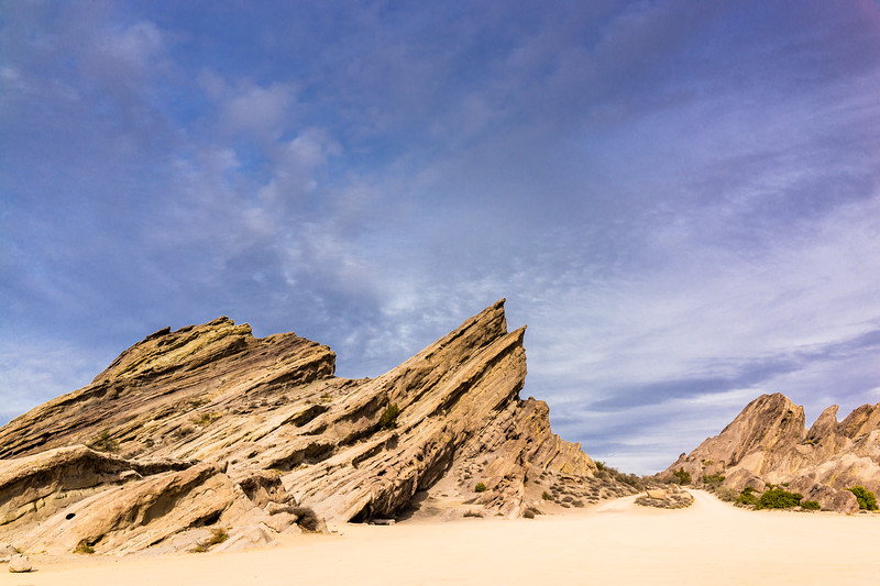 Vasquez Rocks, Los Angeles County, California, United States