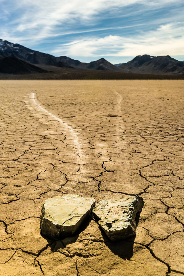 Racetrack Playa, Death Valley, California, United States