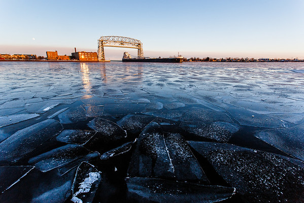 Duluth Harbor