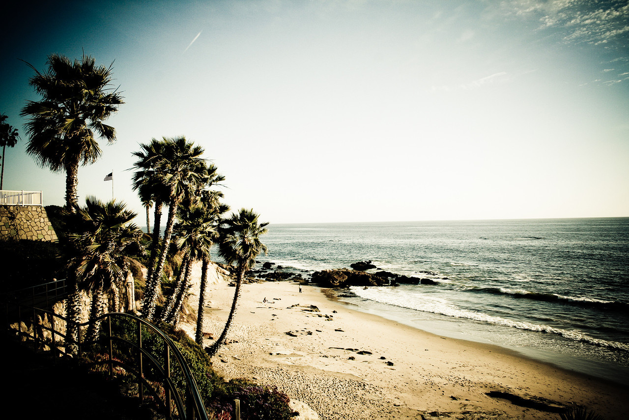 Californian Beach
