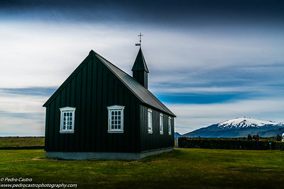 Iceland - Budir Church