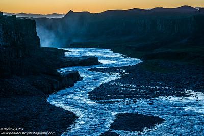 Iceland - Jokulsa a Fjollum river