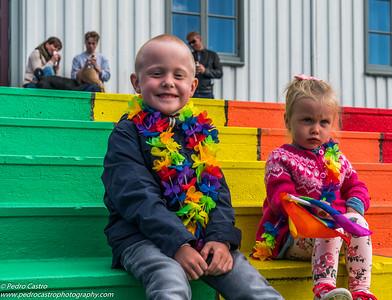 Iceland, Reykjavik - Gay Parade