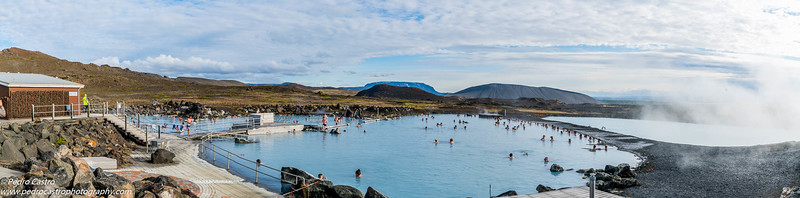 Iceland - Myvatn Termal Baths