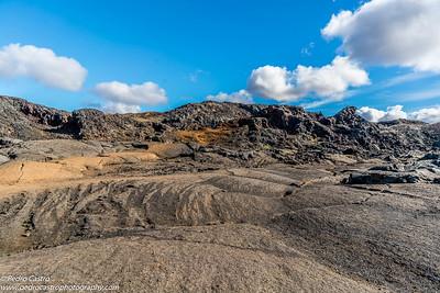 Iceland - Leirhnjukur - Lava Field