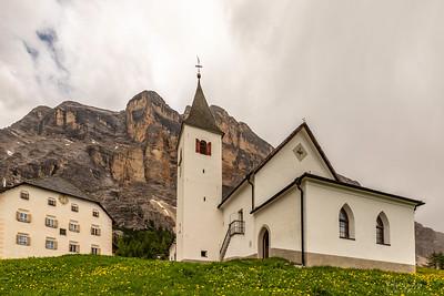 Rifugio Santa Croce, Dolomites, Italy