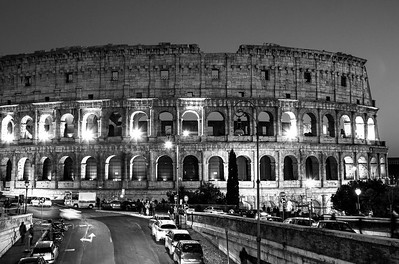 Coliseo by Night - Roma