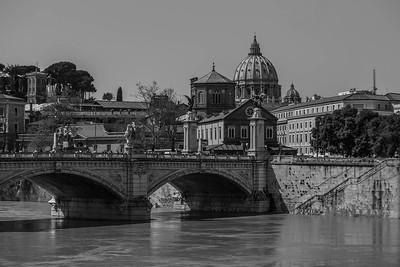 Ponte Vittorio Emanuele II - Roma