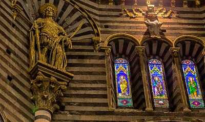 Siena Chatedral - Piazza del Duomo