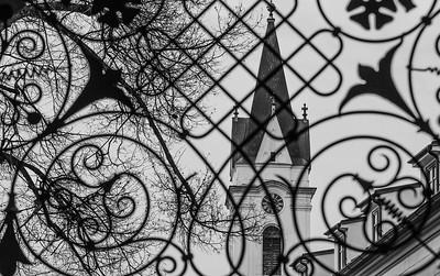 Trebon Cathedral