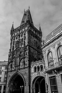 The Powder Tower - Prague