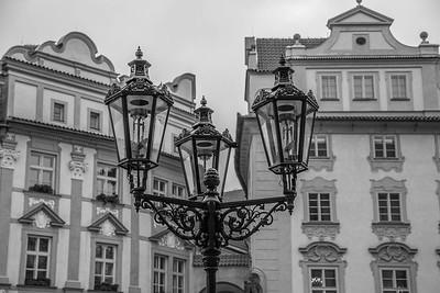 Street Detail - Prague