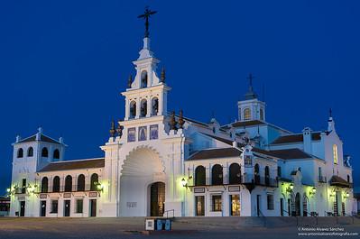 Ermita del Rocío / Hermitage of the Rocio