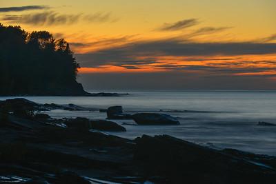 Union Bay Sunset