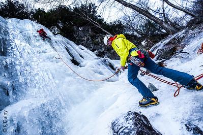 ET Ice Climbing
