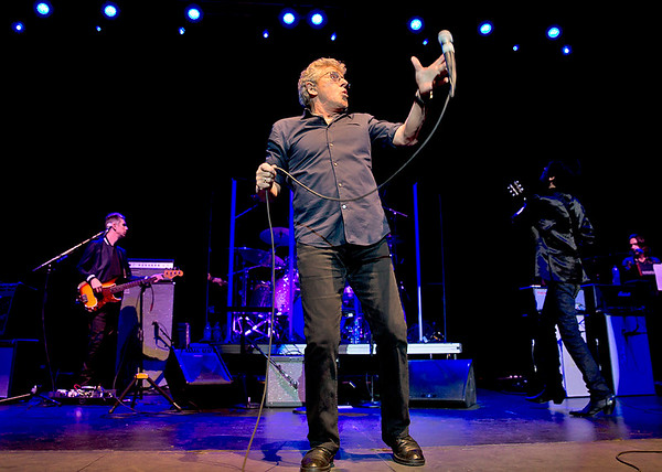 Roger Daltrey at the Bob Hope Theatre