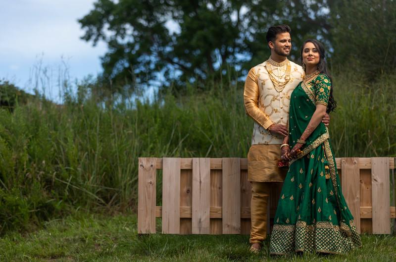 Vishal and Priyanka Sangeet Night