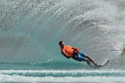 Pro Water Skier