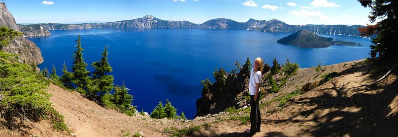 Crater Lake_Panorama