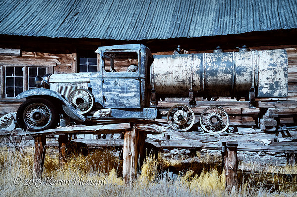 Old Truck, Colorado