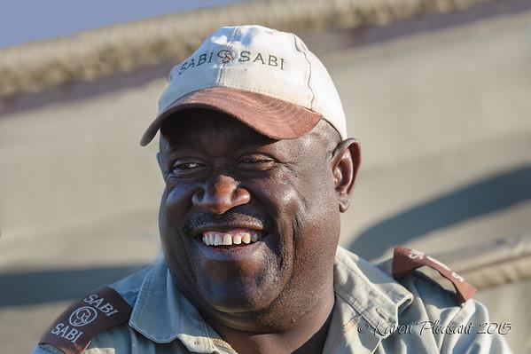 Sabi Sabi ranger