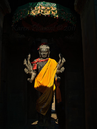 Vishnu, Angkor Wat