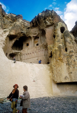 Karanlik Church, Goreme Open Air Museum