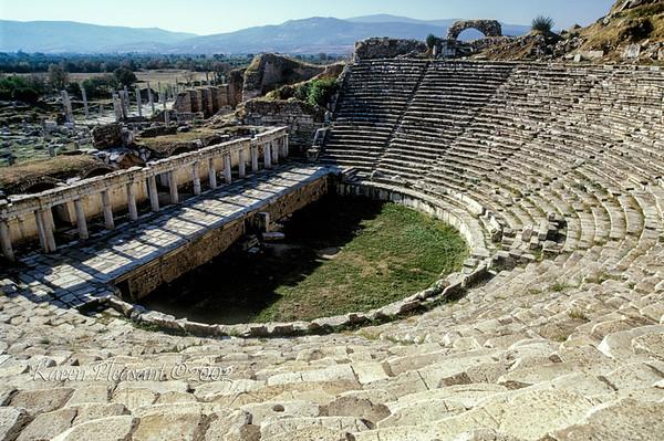 Aphrodisias Theater, Aphrodisias