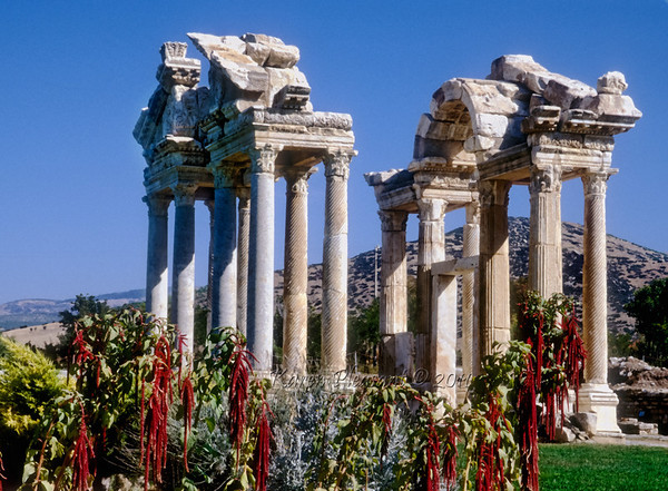 Temple of Aphrodite @ Aphrodisias