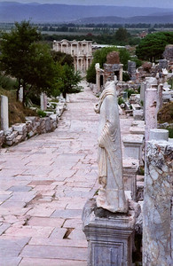 Curetes Way, Ephesus