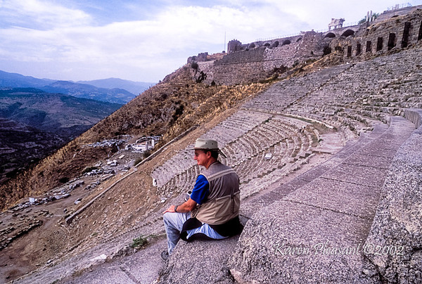 Theater, Pergamon