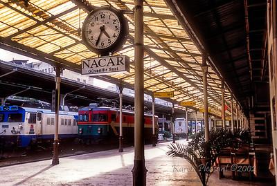 Orient Express Train Station