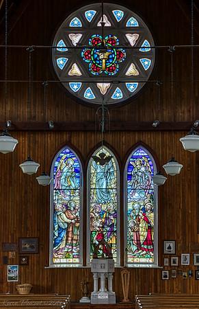 St. Paul's Anglican Church, Trinity